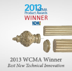 WCMA 2013 Best New Technical Innovation Award
